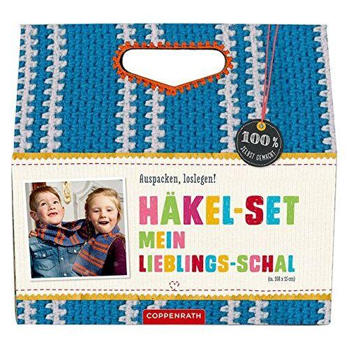 - Häkel-Set - Mein Lieblings-Schal - Preis vom 06.09.2020 04:54:28 h