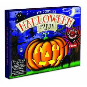 Various - Complete Halloween Party Album - Preis vom 15.09.2020 04:54:53 h