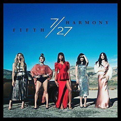 Fifth Harmony - 7/27 - Preis vom 14.03.2021 05:54:58 h