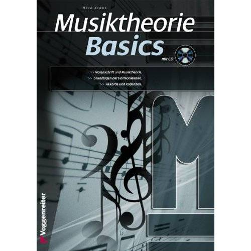 Herbert Kraus - Musiktheorie Basics - Preis vom 16.06.2021 04:47:02 h