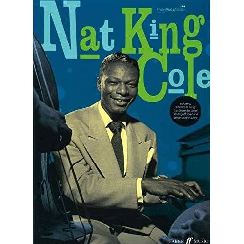 Nat King Cole - Nat King Cole Piano Songbook: (Piano, Vocal, Guitar) (Pvg) - Preis vom 11.06.2021 04:46:58 h