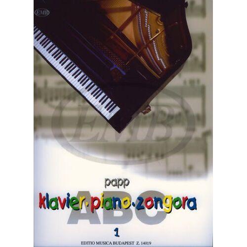 - Klavier ABC 1. Klavier - Preis vom 19.06.2021 04:48:54 h