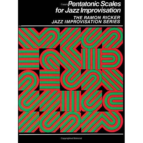 Ramon Ricker - Pentatonic Scales for Jazz Improvisation (The Ramon Ricker Jazz Improvisation) - Preis vom 16.05.2021 04:43:40 h