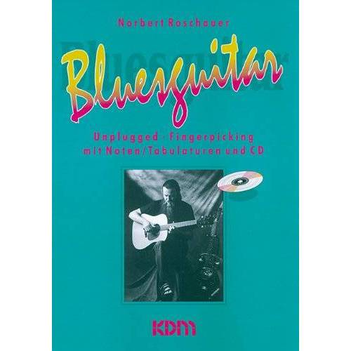 Norbert Roschauer - Bluesguitar 1 (Buch & CD) - Preis vom 22.06.2021 04:48:15 h