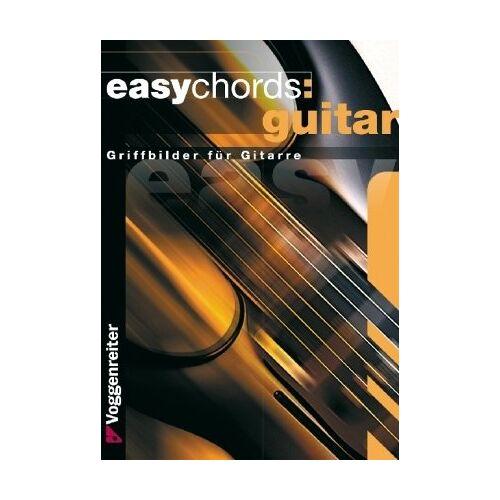 Jeromy Bessler - Easy Chords Guitar: Die wichtigsten Grundakkorde für Gitarristen - Preis vom 05.09.2020 04:49:05 h