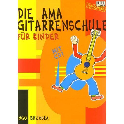 - Ama Gitarrenschule Fuer Kinder. Gitarre - Preis vom 25.02.2020 06:03:23 h