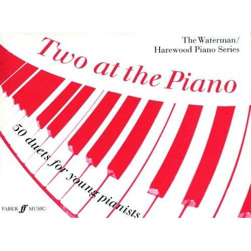 Josef Gruber - Two at the Piano: 50 Duets for Young Pianists: (Piano Duet) (Waterman/Harewood Piano) - Preis vom 26.02.2021 06:01:53 h