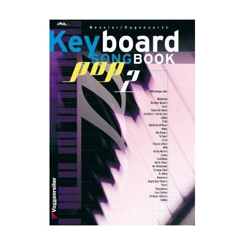 Norbert Opgenoorth - Keyboard Songbook Pop: Keyboard Songbook Pop 2: Bd 2 - Preis vom 21.10.2020 04:49:09 h