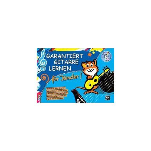Norbert Roschauer / Tom Pold - Garantiert Gitarre lernen für Kinder, Band 1 (Buch & CD): Die kinderleichte Gitarrenschule für Kinder - Preis vom 11.05.2021 04:49:30 h
