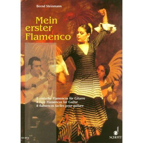 - Mein erster Flamenco: 8 einfache Flamencos. Gitarre. - Preis vom 13.05.2021 04:51:36 h