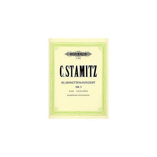 - Konzert 3 B-Dur - Klar Orch. Klarinette, Klavier - Preis vom 21.10.2020 04:49:09 h