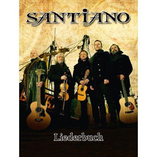 Santiano - Santiano Liederbuch - Preis vom 27.02.2021 06:04:24 h
