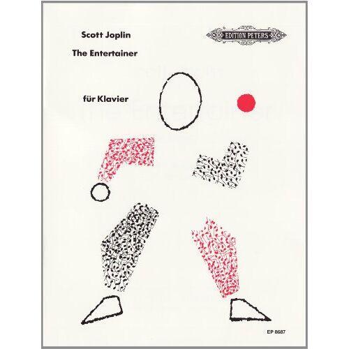 Scott The Entertainer: Erleichterte Ausgabe / Für Klavier - Preis vom 25.01.2021 05:57:21 h