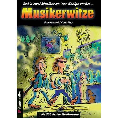 Bruno Kassel - Musikerwitze - Preis vom 16.01.2021 06:04:45 h