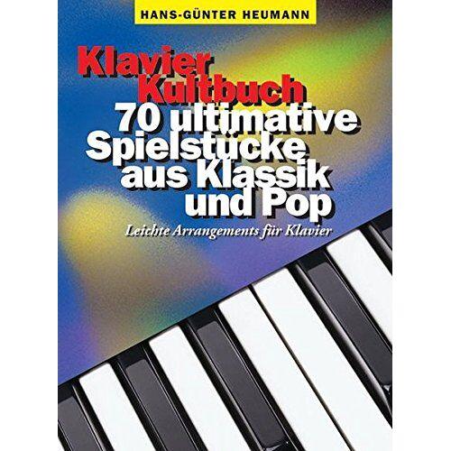 - Klavier Kultbuch: Sammelband, Klavierpartitur für Klavier - Preis vom 10.05.2021 04:48:42 h