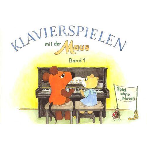 - Klavierspielen mit der Maus 1. Klavier ohne Noten - Preis vom 24.02.2021 06:00:20 h