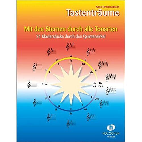 - Mit den Sternen durch alle Tonarten: 24 Klavierstücke durch den Quintenzirkel - Preis vom 16.05.2021 04:43:40 h