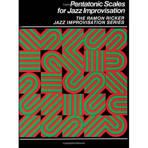 Ramon Ricker - Pentatonic Scales for Jazz Improvisation (The Ramon Ricker Jazz Improvisation) - Preis vom 08.05.2021 04:52:27 h