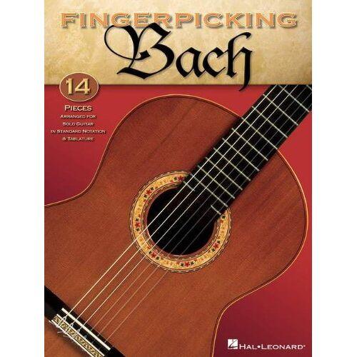 Various - Fingerpicking Bach Gtr - Preis vom 18.04.2021 04:52:10 h