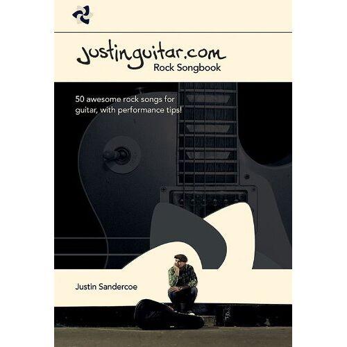 Justin Sandercoe - The Justinguitar.com Rock Songbook - Preis vom 17.04.2021 04:51:59 h