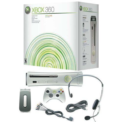 Softhouse - Xbox 360 - Konsole mit 20 GB Festplatte & Wireless Controller - Preis vom 21.10.2020 04:49:09 h