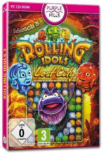 Purple Hills Pink - Rolling Idols 2 - Preis vom 14.03.2021 05:54:58 h