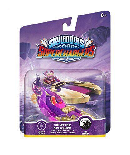 Activision Blizzard Deutschland - Skylanders SuperChargers: Fahrzeug - Splatter Splasher - Preis vom 14.03.2021 05:54:58 h