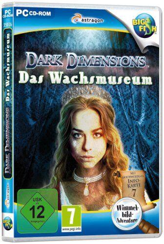 astragon Software GmbH - Dark Dimensions 2: Das Wachsmuseum - Preis vom 14.03.2021 05:54:58 h
