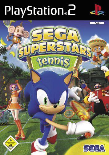 Sega - Sega Superstars Tennis - Preis vom 14.03.2021 05:54:58 h