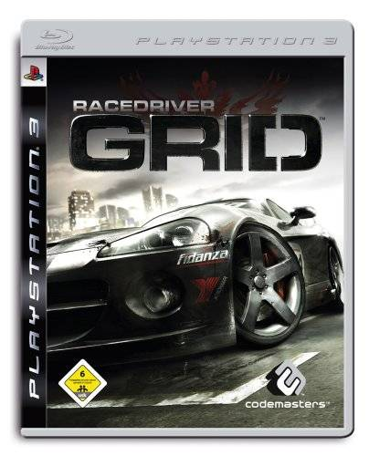Codemasters - Race Driver GRID - Preis vom 14.03.2021 05:54:58 h
