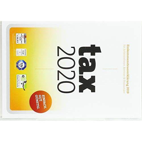 - tax 2020 (DVD-Box): Einkommensteuererklärung 2019 für Arbeitnehmer, Rentner & Pensionäre - Preis vom 04.10.2020 04:46:22 h