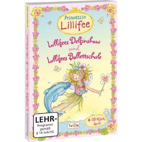 Tivola - Prinzessin Lillifee: Lillifees Delfinshow und Lillifees Ballettschule - Preis vom 20.10.2020 04:55:35 h