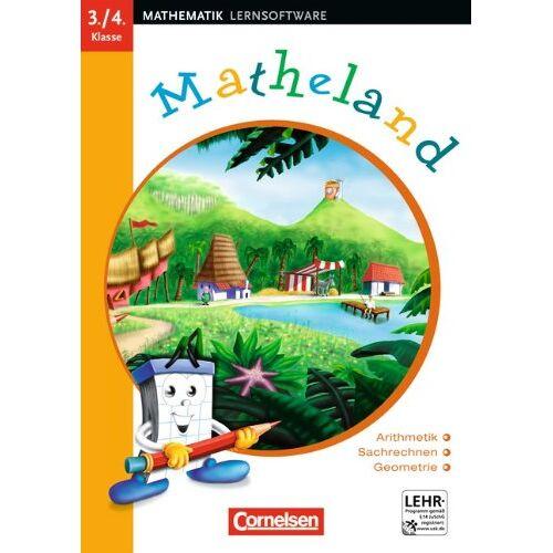Cornelsen - Matheland 3. + 4. Klasse - Preis vom 28.02.2021 06:03:40 h