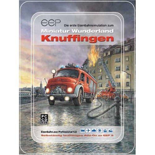 Trend Verlag - EEP Eisenbahn.exe Miniaturwunderland Knuffingen - Preis vom 24.02.2021 06:00:20 h