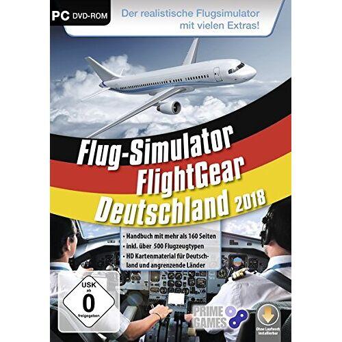 Koch - Flight Gear - Flugsimulator 2018 - Preis vom 22.04.2021 04:50:21 h