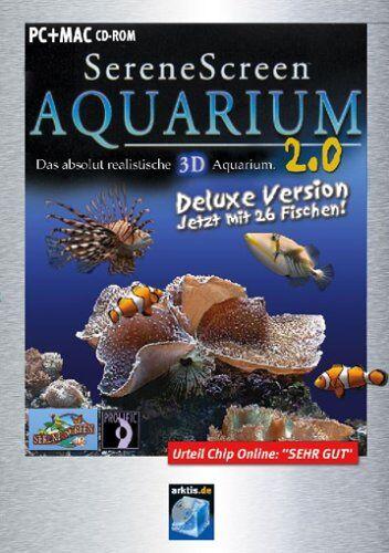 Arktis Software - AQUARIUM 2.0 Deluxe Bildschirmschoner - Preis vom 14.03.2021 05:54:58 h