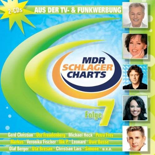 Various - Mdr Schlager Charts-Folge 7 - Preis vom 14.03.2021 05:54:58 h