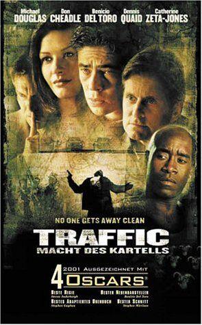 Steven Soderbergh - Traffic - Macht des Kartells - Preis vom 15.03.2021 05:46:16 h
