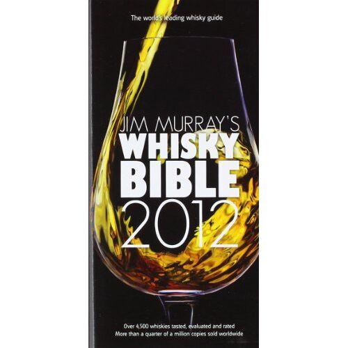 Jim Murray - Jim Murray's Whisky Bible - Preis vom 13.06.2021 04:45:58 h