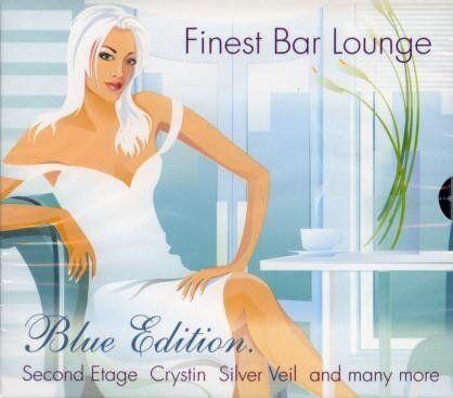 Finest Bar Lounge - Blue Edition - Preis vom 22.10.2021 04:53:19 h