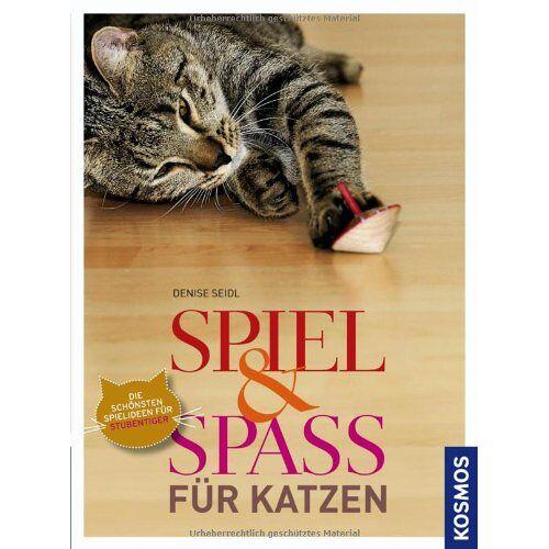 Denise Seidl - Spiel & Spaß für Katzen: Die schönsten Spielideen für Katzen - Preis vom 10.05.2021 04:48:42 h