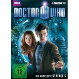 Matt Smith - Doctor Who - Die komplette Staffel 5 [6 DVDs] - Preis vom 29.07.2021 04:48:49 h