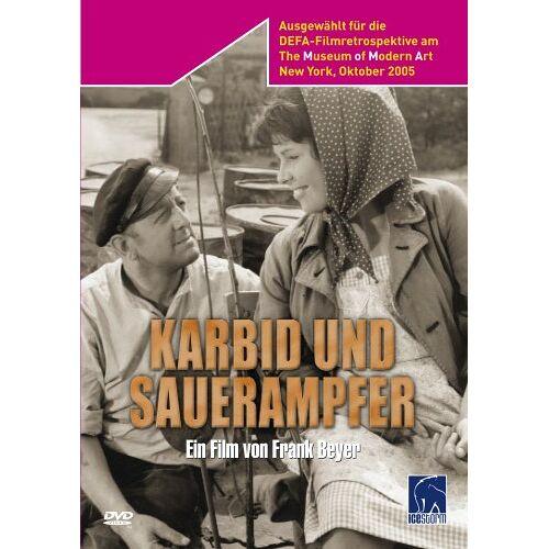 Frank Beyer - Karbid und Sauerampfer - Preis vom 17.05.2021 04:44:08 h