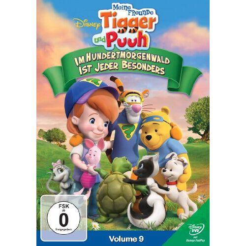 - Meine Freunde Tigger und Puuh: Im Hundertmorgenwald ist jeder besonders - Preis vom 18.06.2021 04:47:54 h