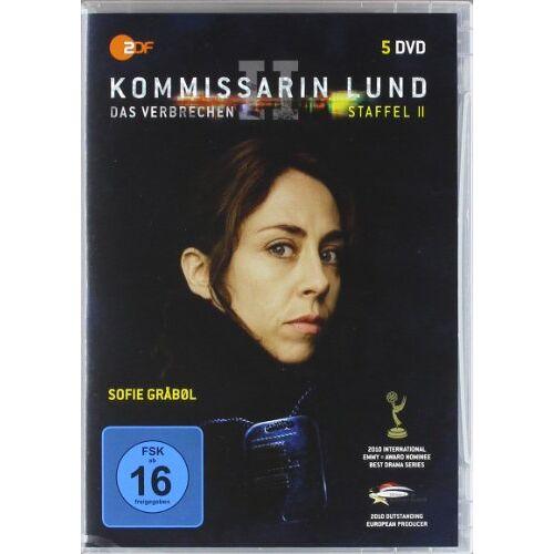 Hans Fabian Wullenweber - Kommissarin Lund - Das Verbrechen - Staffel 2 (5 DVDs) - Preis vom 19.06.2021 04:48:54 h