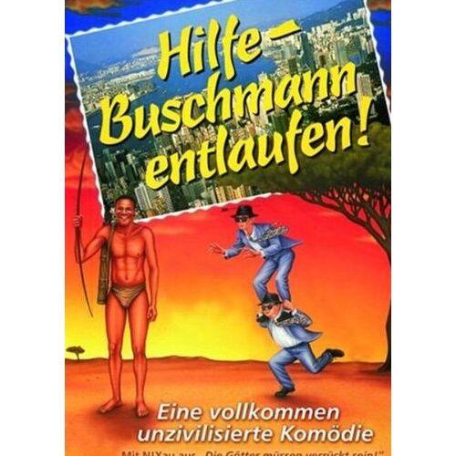 Welson Chin - Hilfe - Buschmann entlaufen! - Preis vom 09.06.2021 04:47:15 h