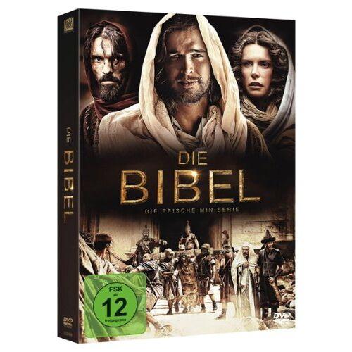 Crispin Reece - Die Bibel [4 DVDs] - Preis vom 23.07.2021 04:48:01 h