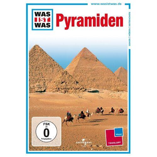 - WAS IST WAS TV: Pyramiden - Preis vom 18.06.2021 04:47:54 h
