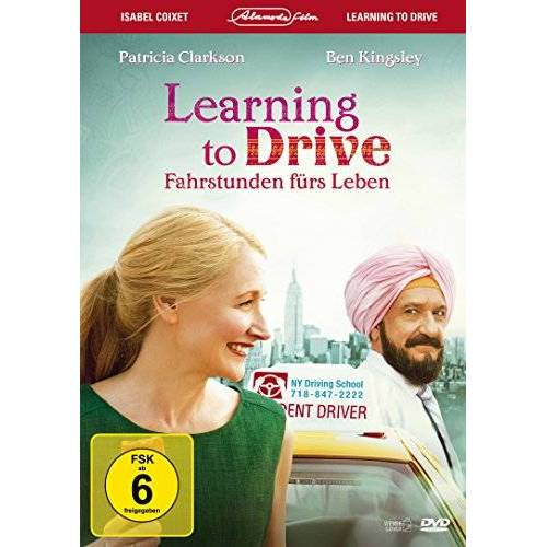 Ben Kingsley - Learning to Drive - Fahrstunden fürs Leben - Preis vom 16.06.2021 04:47:02 h