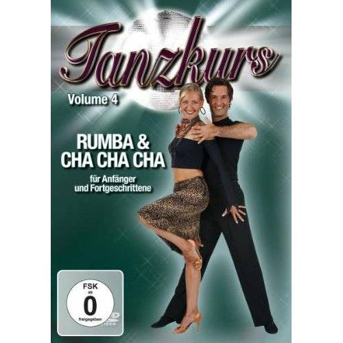 ZYX Music - Tanzkurs Vol. 4 - Rumba & Cha Cha Cha - Preis vom 23.10.2021 04:56:07 h